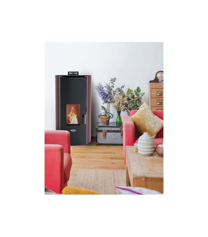 Kalor Redonda Glass Idro 24