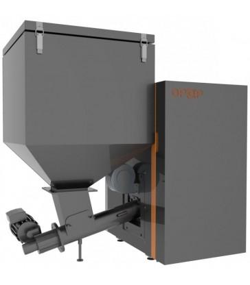 Automatický kotel na uhlí a pelety H8-AP