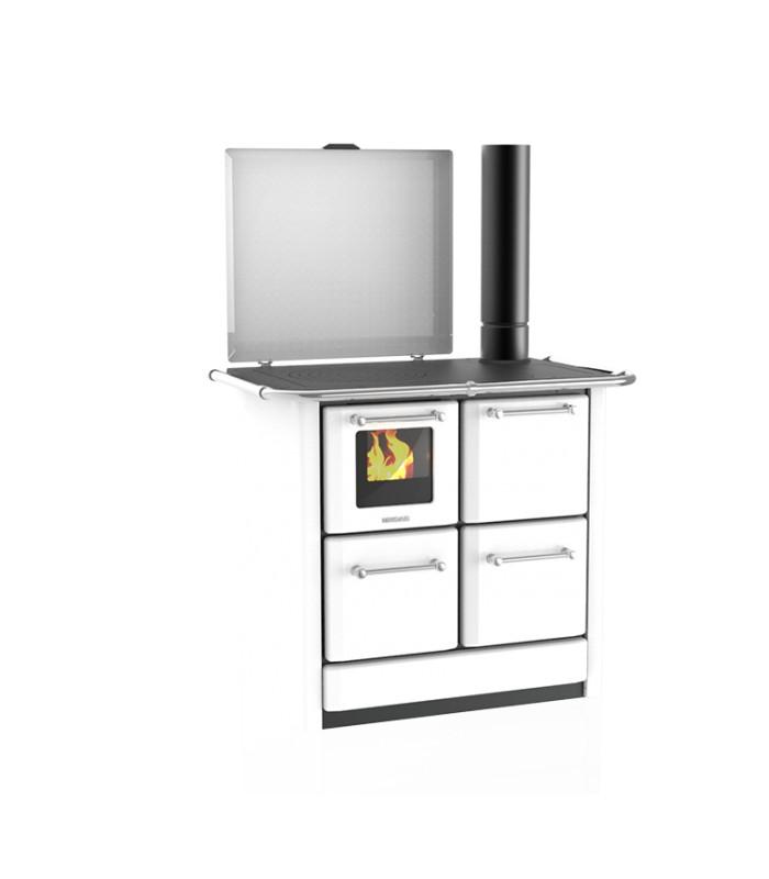 LINCAR 145 GN V SOLE - Litinový kuchyňský sporák na tuhá paliva