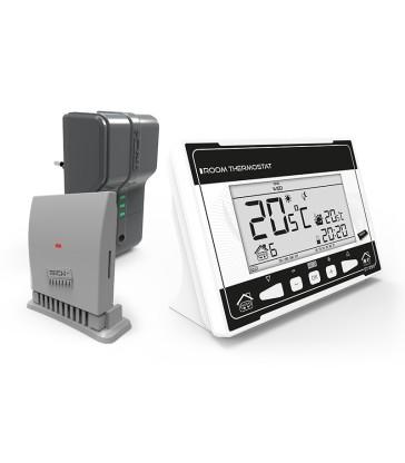 CS-290 v2 bezdrátový dvoupolohový pokojový termostat